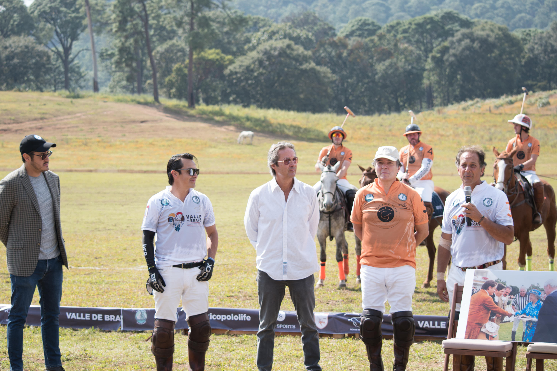 Federico Verastegui, Froylán Caballero, Miguel Calzada Pdte. FMP, Hugo Villalobos y Alfonso Rojas