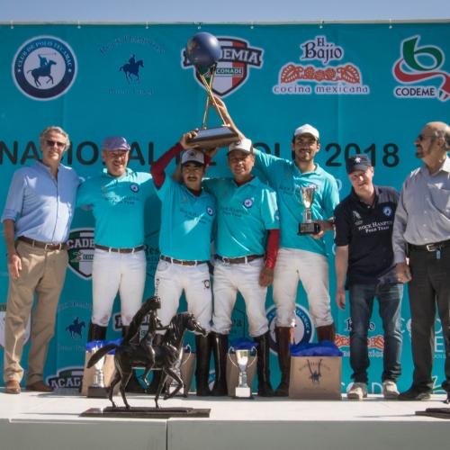 Nacional de Polo 2018